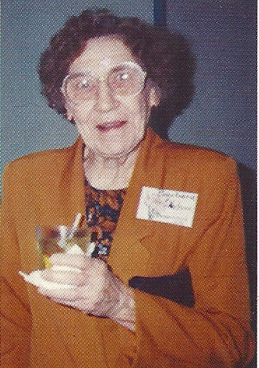 Photograph of Barbara F. Nelson