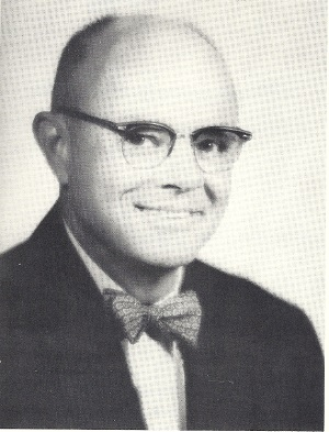 Professor Ira S. Nelson, professor of horticulture at USL (now University of Louisiana at Lafayette, LA)