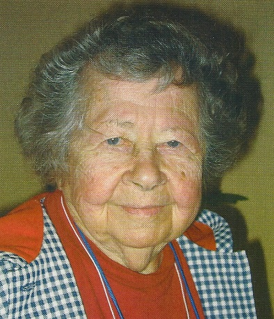 Picture of Marie Caillet of Little Elm, TX ca 2000
