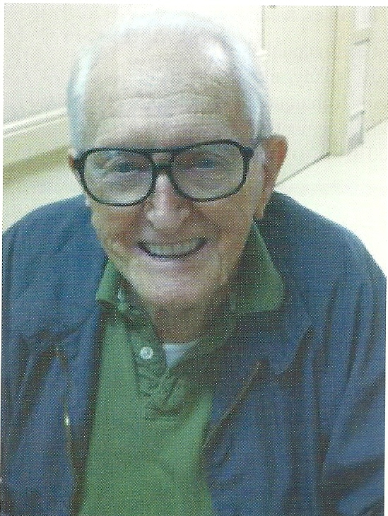 Picture of Richard Morgan who died in 2013