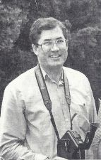 John Taylor, the winner of the AIS Hybridizers Medal
